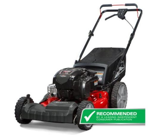 Snapper Lawn Mower review, 21 inch 725 self propelled side discharge, 2