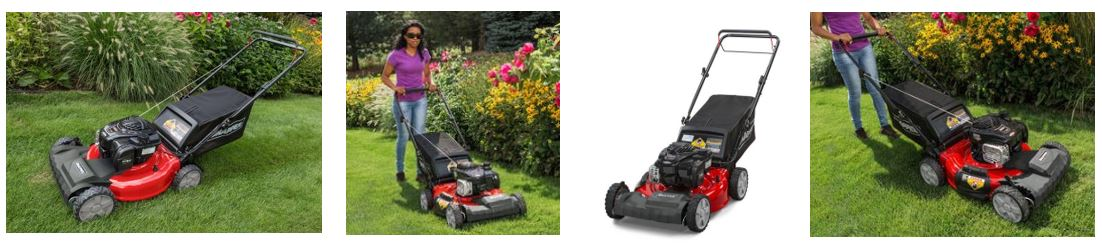 Snapper Lawn mower review, 21 inch 550 Gas self propelled, 3