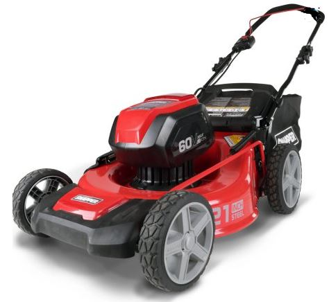 Snapper lawnmower review, 60v cordless mower, 1