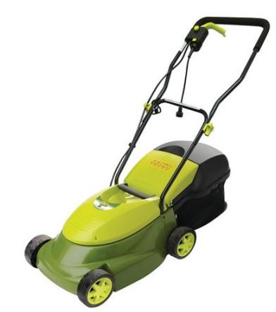 Sun Joe Lawn mower review, Electric model 12 amp 14 inch, main