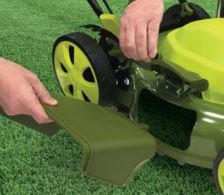 Sun Joe Mower Review Model 40v 4ah Cordless 16 Inch