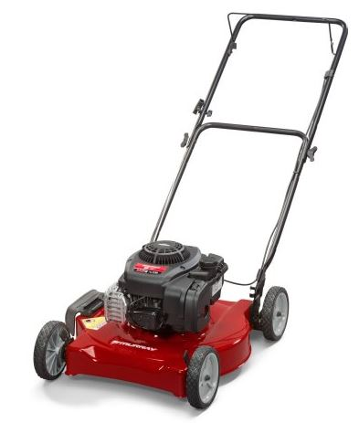 Murray Lawn Mower Reviews Model 125cc 20 Inch Push Side Discharge