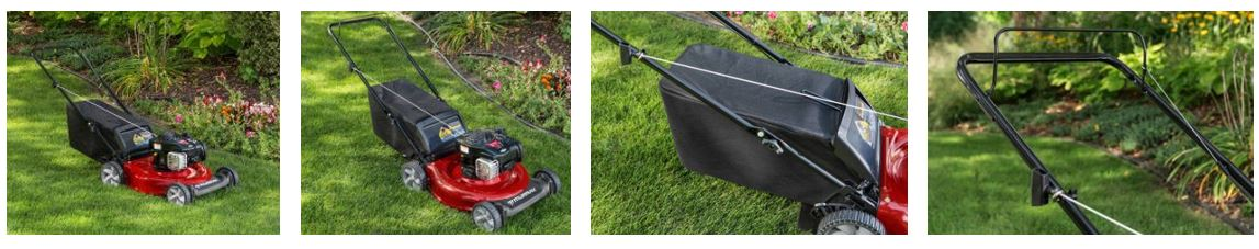 Murray 21 inch 2 in 1, lawn mower review, additional images