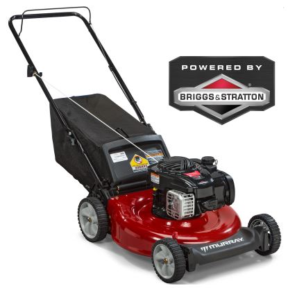Murray 21 inch 2 in 1, lawn mower review, featured image