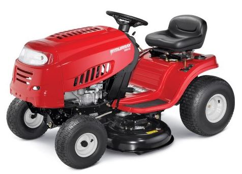 Murray 42 Inch Ride On Lawn Mower Review Featured Image