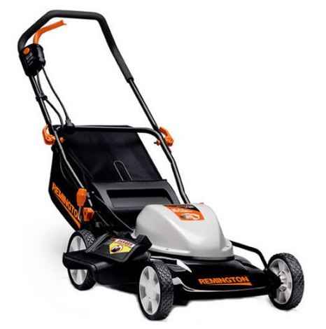 Remington Electric Lawn Mower review, featured image