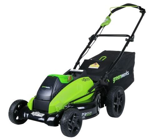 Greenworks Lawn Mower review, 2501302 40V, featured image