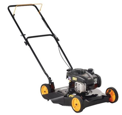 Poulan Pro Lawn Mower review 20 inch 125cc, featured image