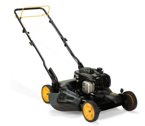 Poulan Pro Lawn Mower review, 22 inch 140cc, featured image