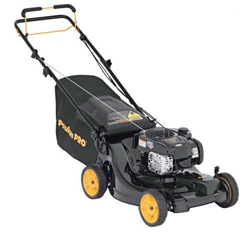 Poulan Pro Lawn mower review, 21 inch 3 in 1, featured image