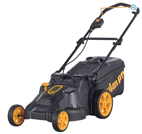Poulan Pro lawn mower review, 40v battery, featured image