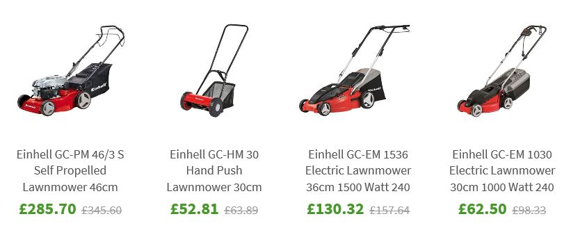 Best Uk Cordless Electric Mowers Across Various Brands