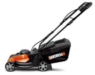 1, Worx lawn mower WG782