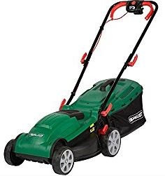 3, Qualcast Lawn mower review, rotary 1400